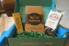 Chococurb Mini Subscription Box Review – January 2016