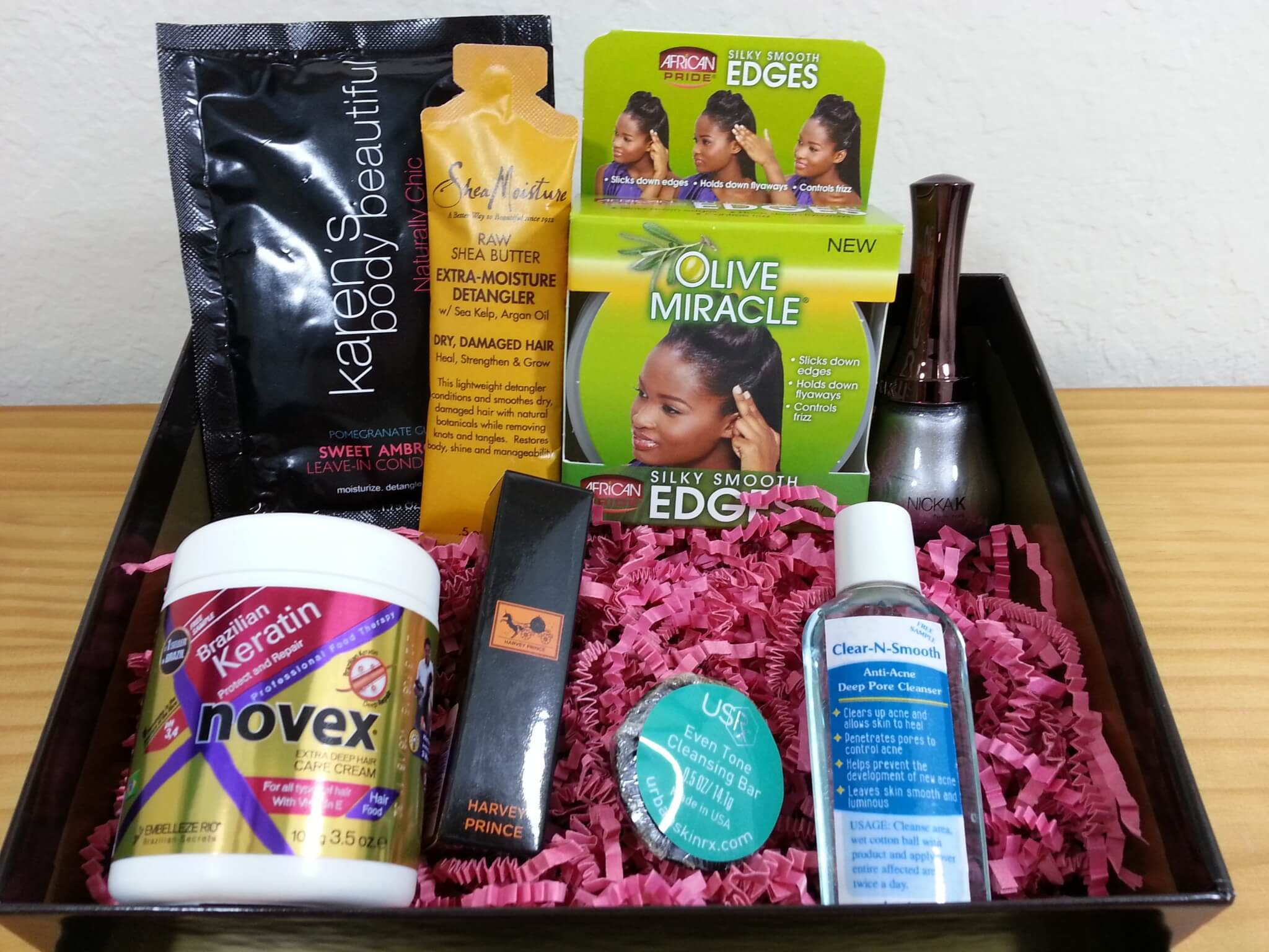 Cocotique January 2016 Subscription Box Review & Coupon