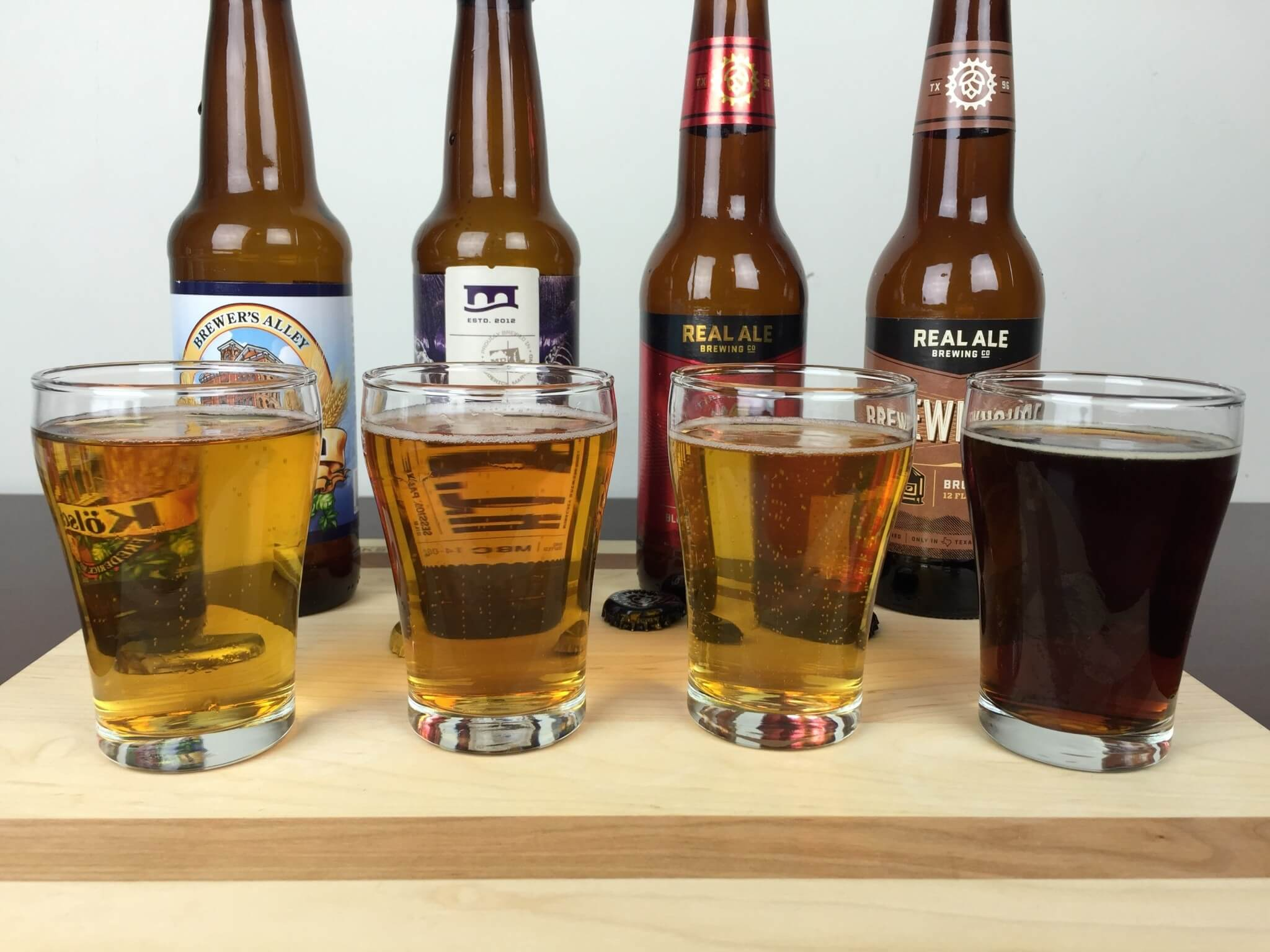 Craft Beer Club Review – January 2016