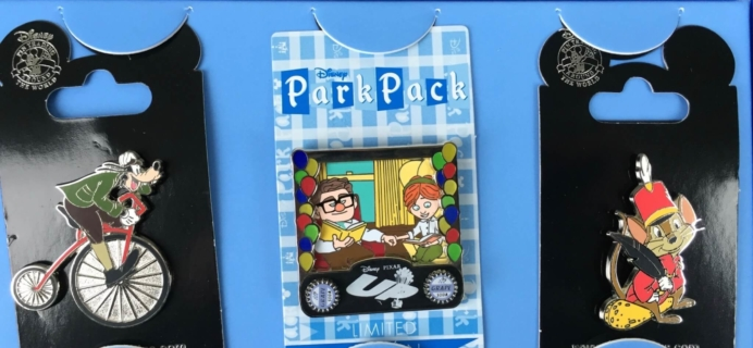 Disney Park Pack January 2016 Subscription Box Review – Pin Trading Box