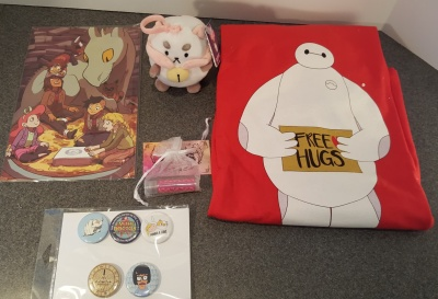FanMail December 2015 Subscription Box Review + Coupon Codes