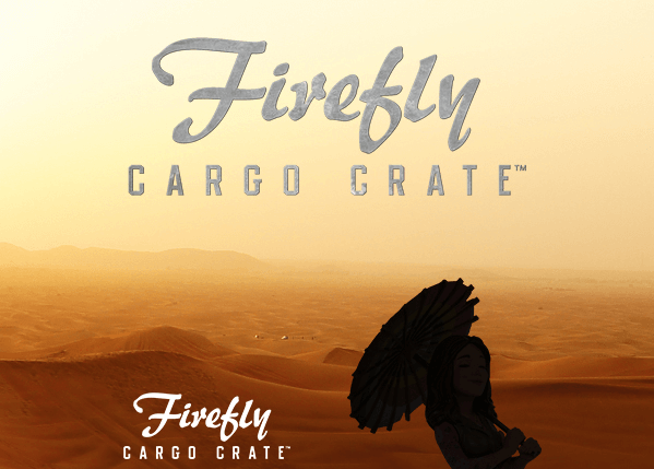 Firefly Cargo Crate Shipping Update - hello subscription