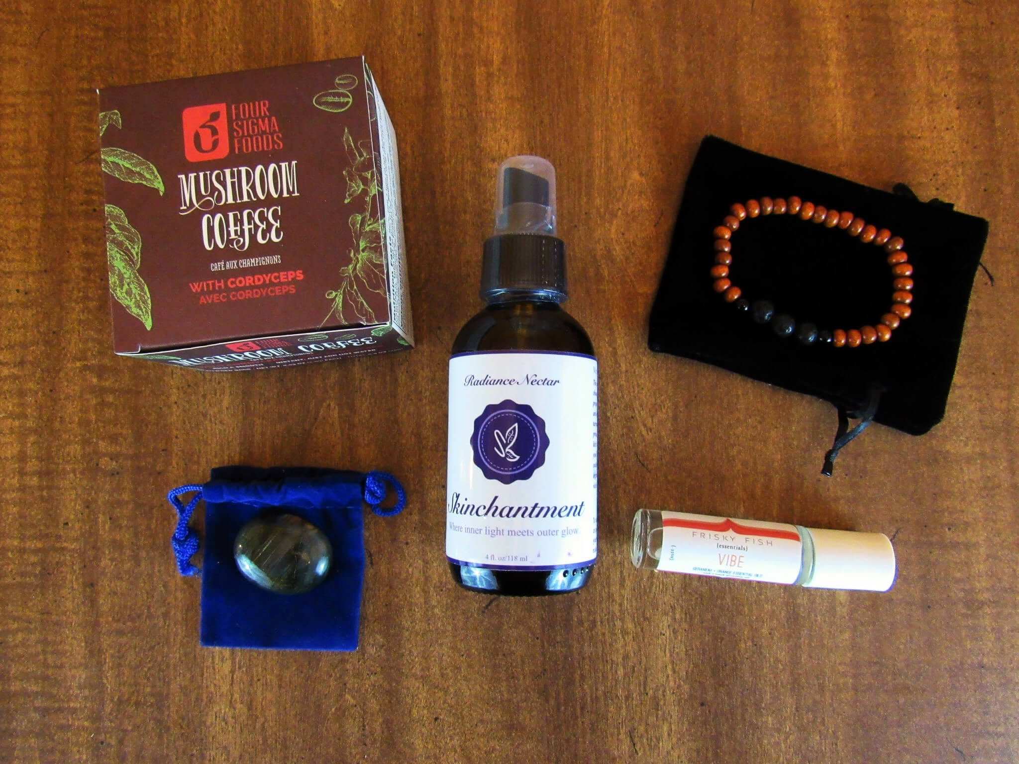 Goddess Provisions December 2015 Subscription Box Review