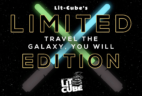 Lit-Cube Limited Edition Star Wars Themed Box On Sale!