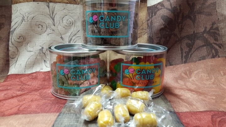 January 2016 Candy Club Review & 50% Off Coupon
