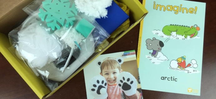 Koala Crate December 2015 Review & Coupon – Arctic Box