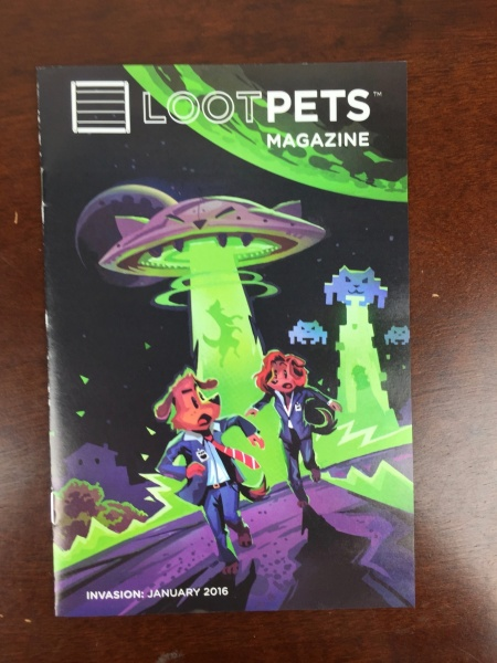 loot pets january 2016 booklet