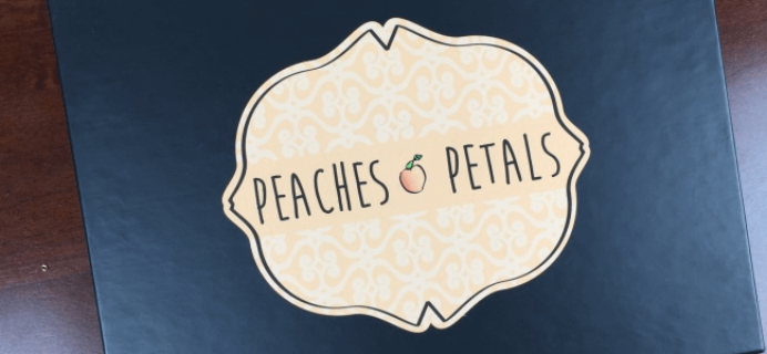Peaches & Petals July 2016 Spoiler + Coupons (Free Hammock or 50% Off!)