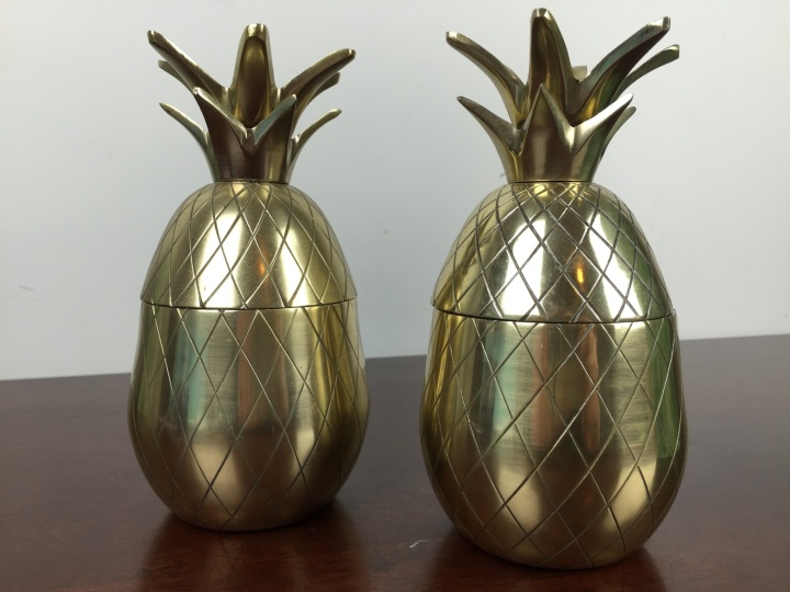 pineapple co tumblers pineapples