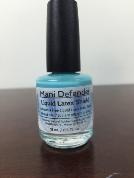 serendipity by llb january 2016 mani defender