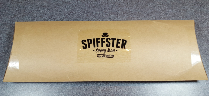 Spiffster Club May 2016 Subscription Box Review & Coupon
