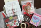 Tinselbox February 2016 Subscription Box Review & Coupon – Valentine's Day!