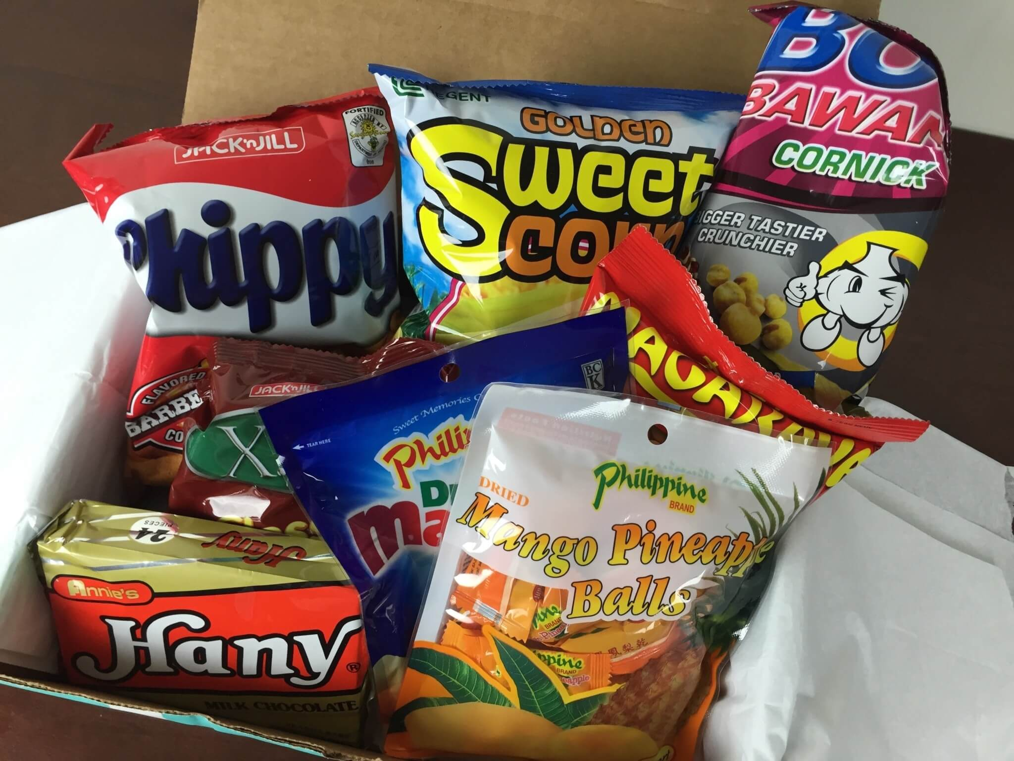 Treats Box January 2016 Review & Coupon Code – The Philippines