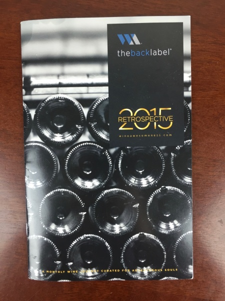 wine awesomeness december 2015 book