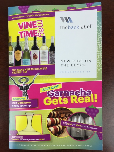 wine awesomeness january 2016 booklet