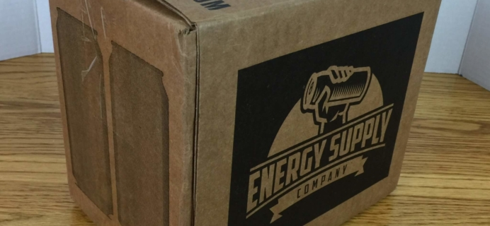 Energy Supply Company Subscription Box Review – April 2016