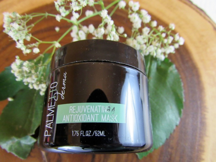 The Plamette Derma Rejuvenating Antioxidant Mask