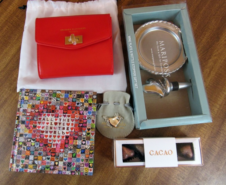 The Luxor Box February Special Edition Love & Spoil