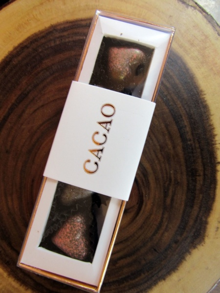 Cacao Sweet & Spicy Box of Love