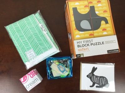 A Little Bundle February 2016 Subscription Box Review