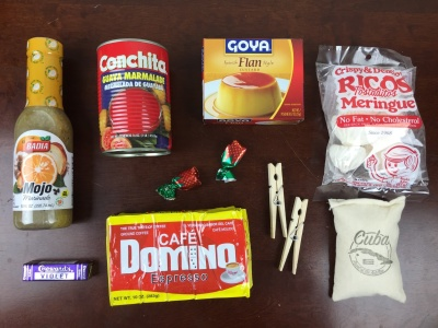 Abuela Mami Goodies February 2016 Subscription Box Review & Coupon