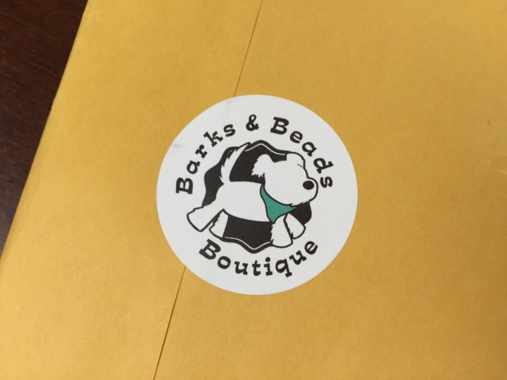 barks beads boutique february 2016 box