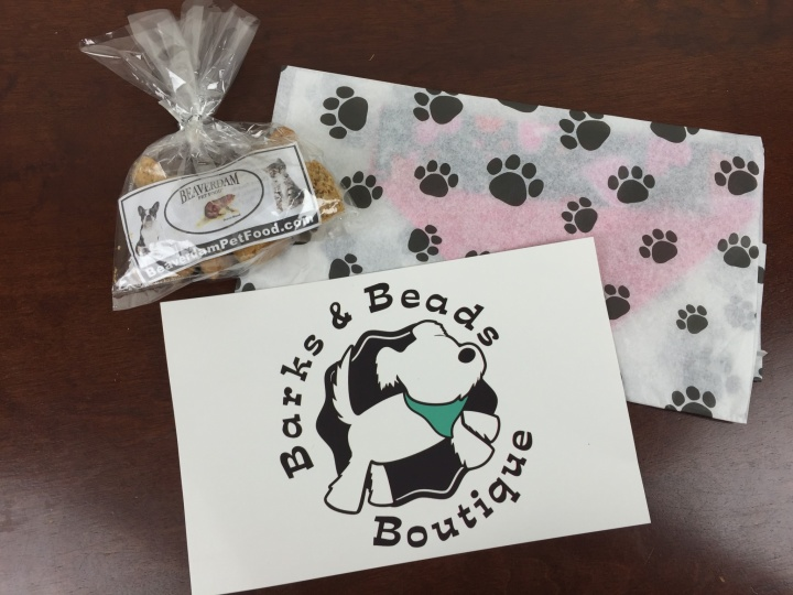 barks beads boutique february 2016 review