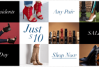 Best Shoedazzle Coupon Ever – First Pair $10!