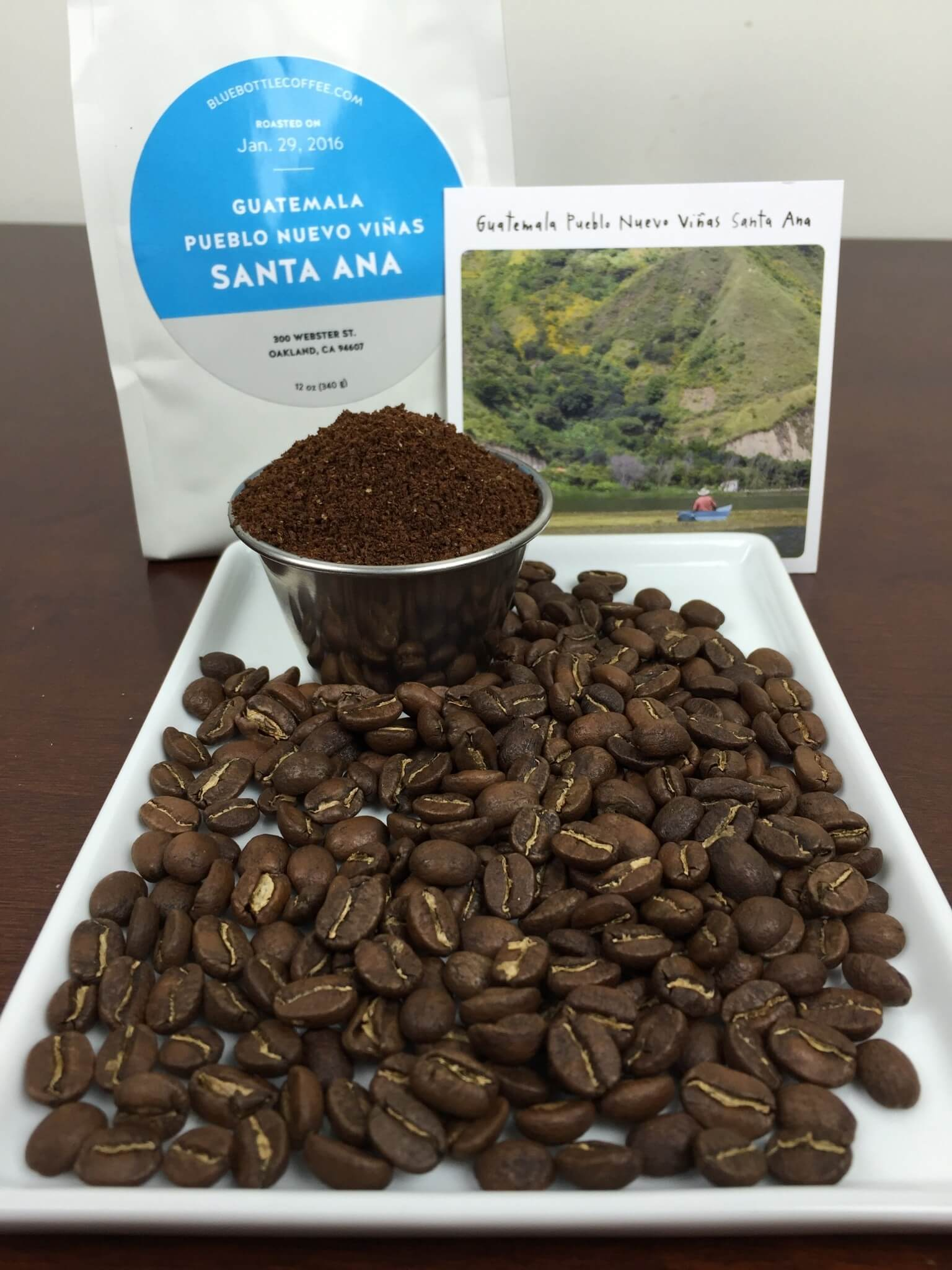 February 2016 Blue Bottle Coffee Review + Free Coffee Coupon