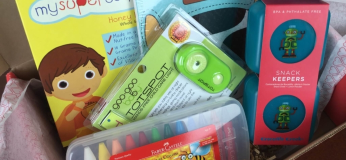 Bluum February 2016 Subscription Box Review & Coupon