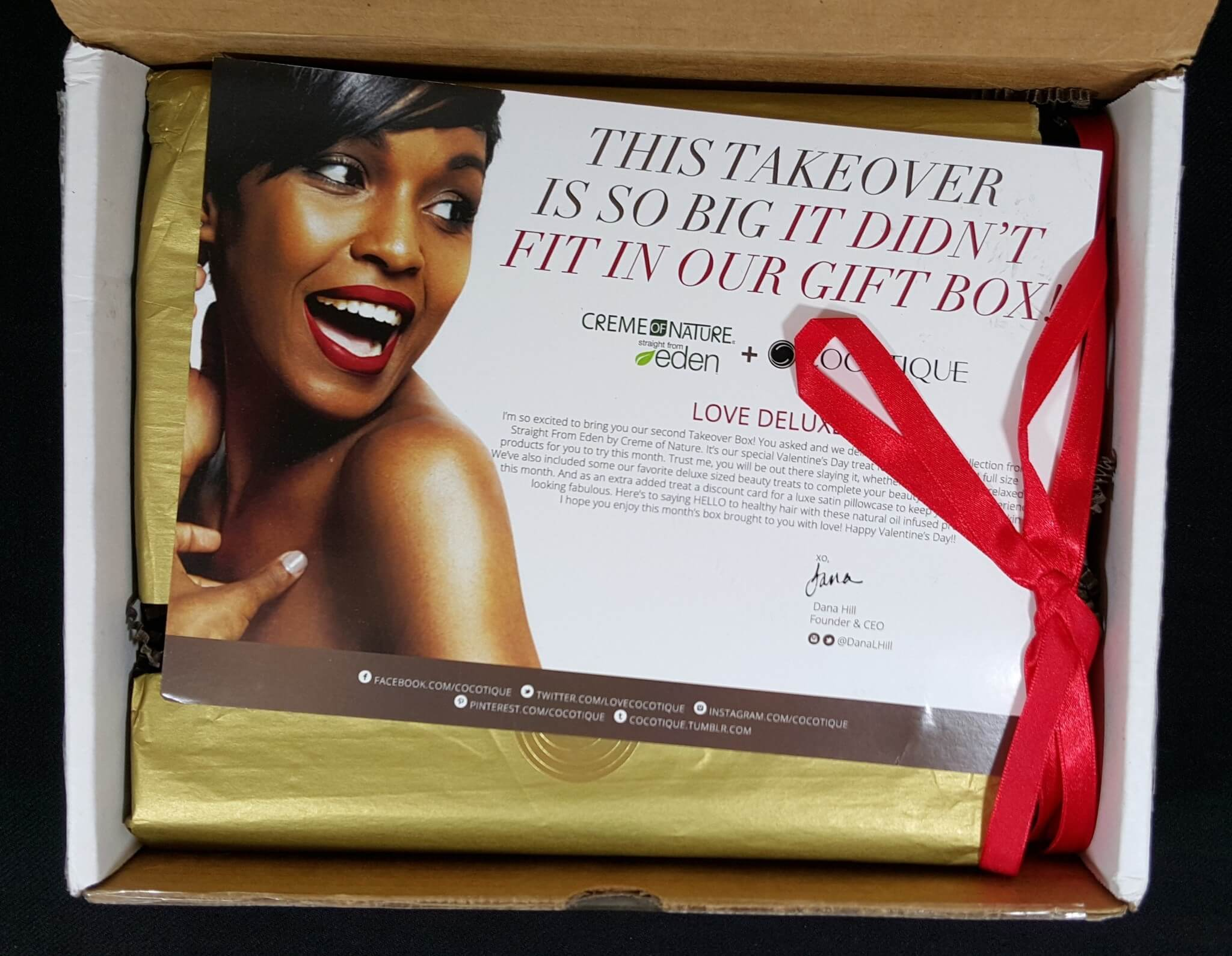 Cocotique February 2016 Subscription Box Review & Coupon