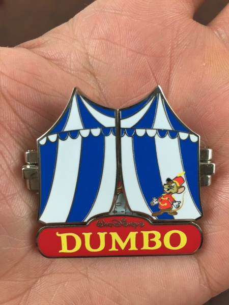 disney park pack pin trading february 2016 dumbo closed