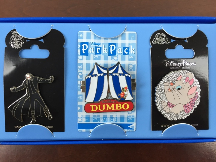 disney park pack pin trading february 2016 review