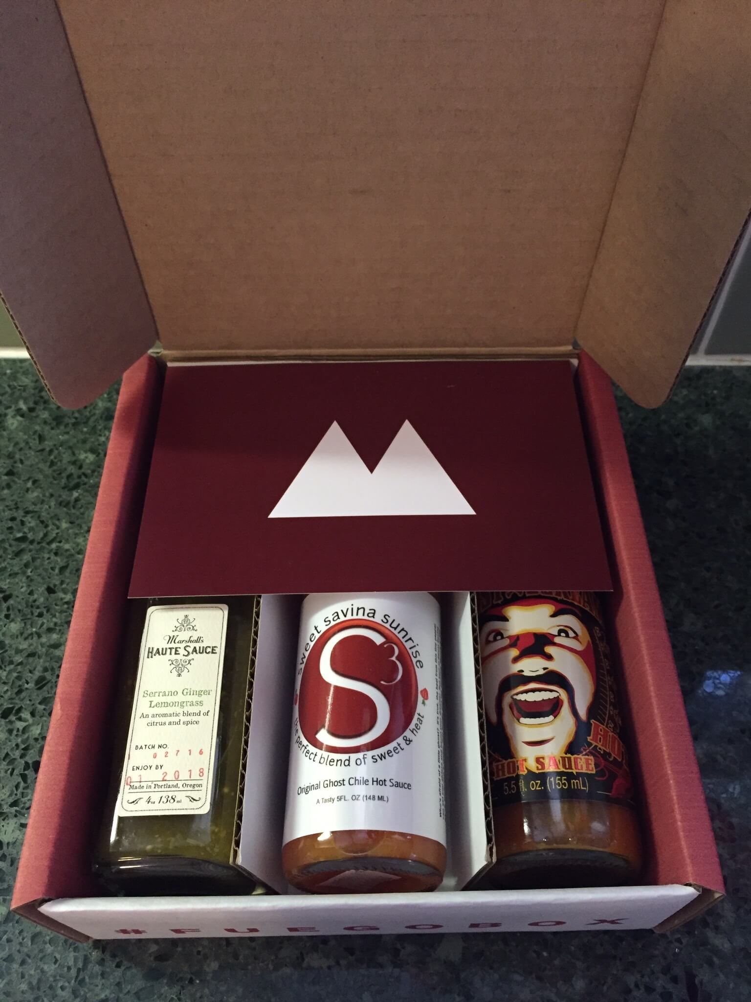 Fuego Box February 2016 Subscription Box Review + Coupon