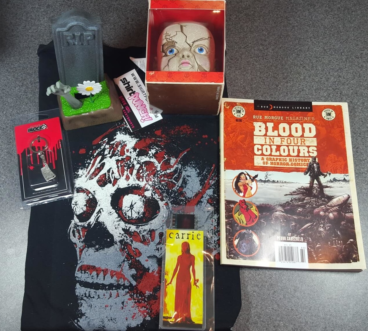 January 2016 Horror Block Review & Coupon