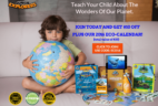 Junior Explorers Coupon:  Buy 3 Months of Junior Explorers and get one FREE