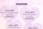 Beauteque Coupon: Up to 30% Off ALL BB and Mask Maven Subscriptions!