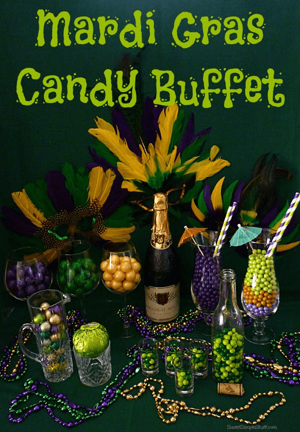 Candy Club $20 Mardi Gras Coupon!
