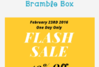 Bramble Box 40% Off First Box Coupon – TODAY ONLY! 2/23
