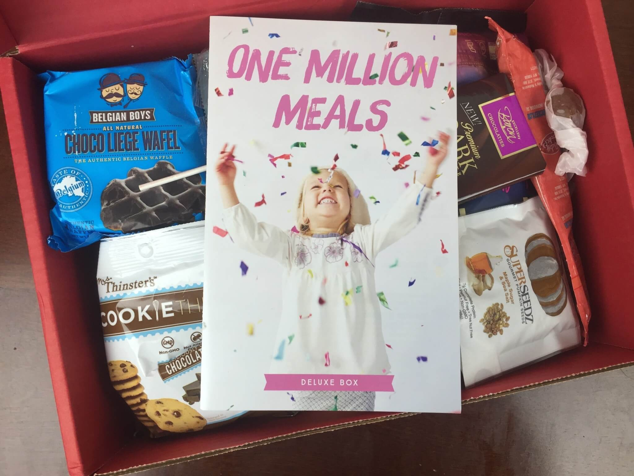 Love With Food February 2016 Deluxe Box Review + Coupon