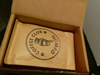 Nomad Coffee Club Subscription Box Review & Coupon – February 2016