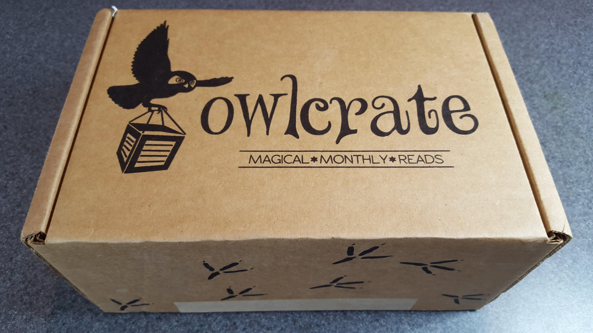 OwlCrate February 2016 Subscription Box Review & Coupon