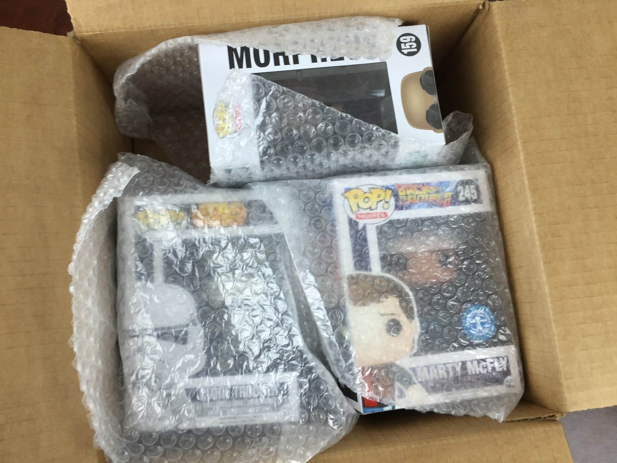 Pop In A Box February 2016 Funko Subscription Box Review & Coupon
