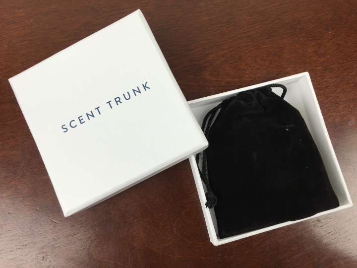 scent trunk men february 2016 unboxing