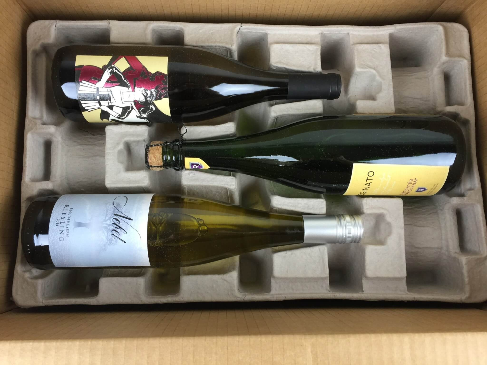 Wine Awesomeness February 2016 Review & 50% Off Coupon