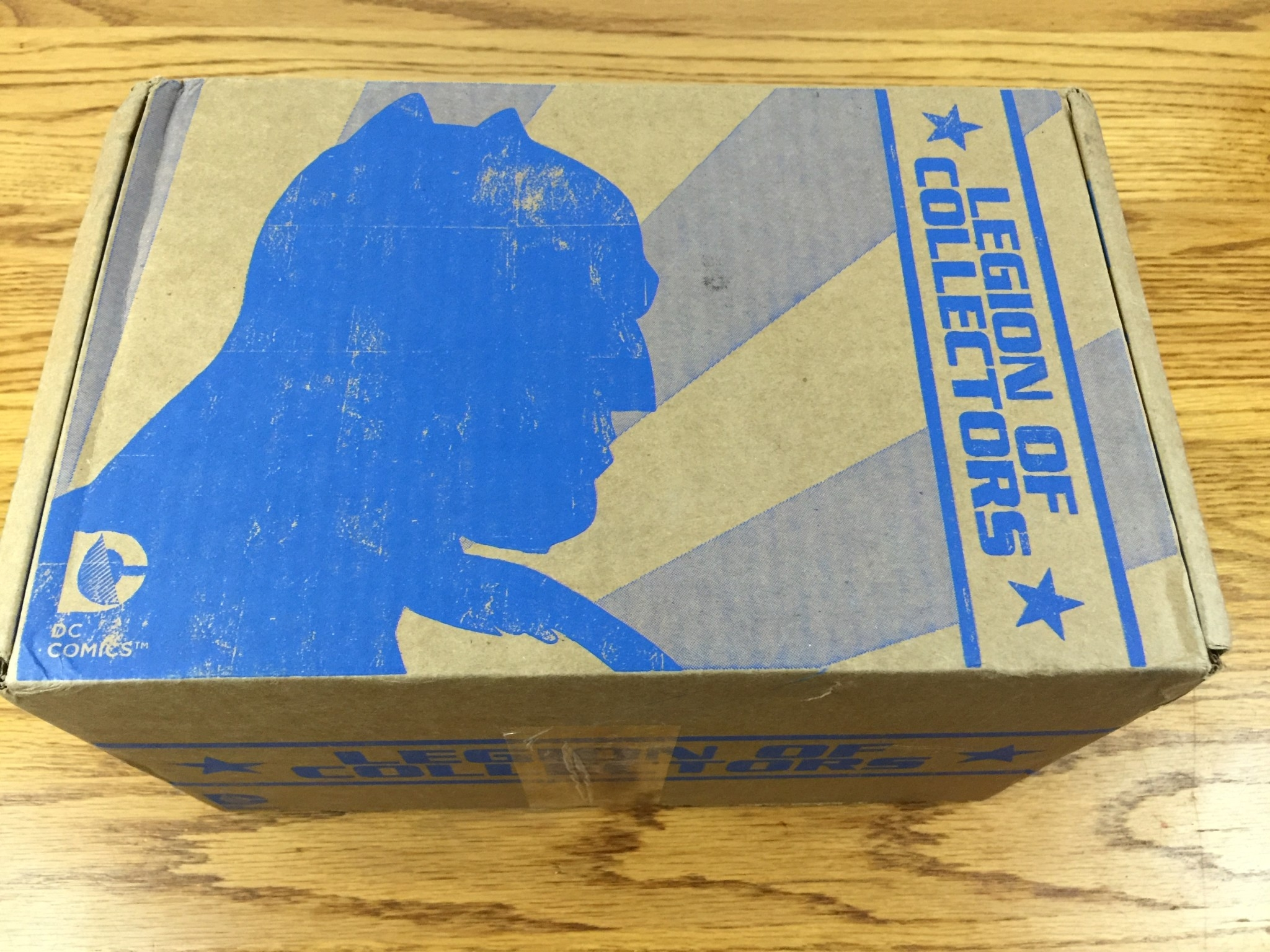 DC Legion of Collectors Subscription Box Review – May 2016 DC Television Heroes