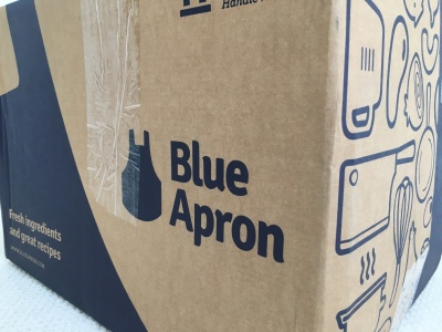 Blue Apron Subscription Box Review & Coupon – March 2018