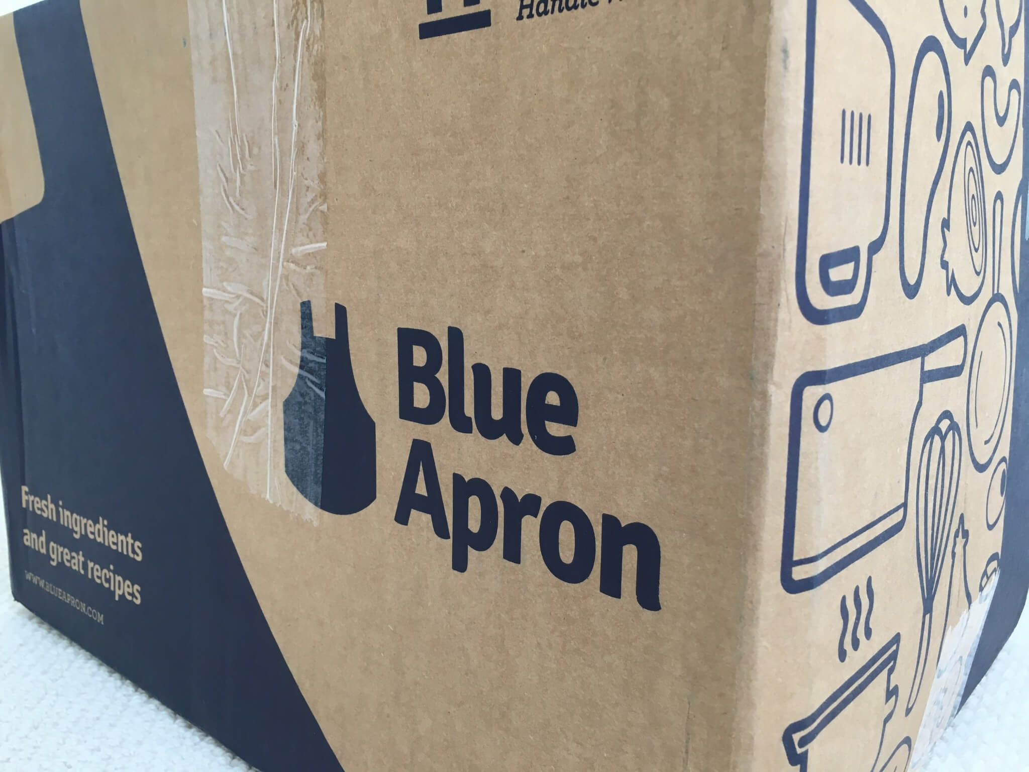 Blue Apron Subscription Box Review & Coupon – November 2017