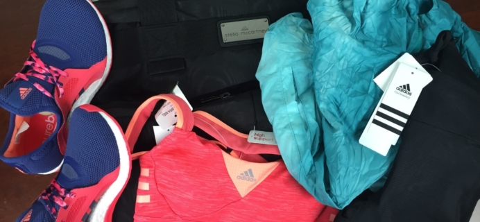 Avenue A by adidas Spring 2016 Subscription Box Review!