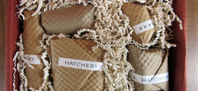 Hatchery March 2016 Tasting Subscription Box Review & Coupon
